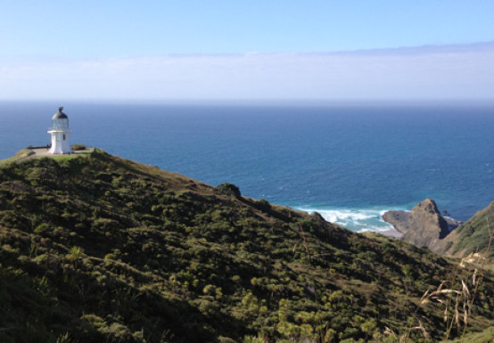 Cape Reinga gateway to the Far North