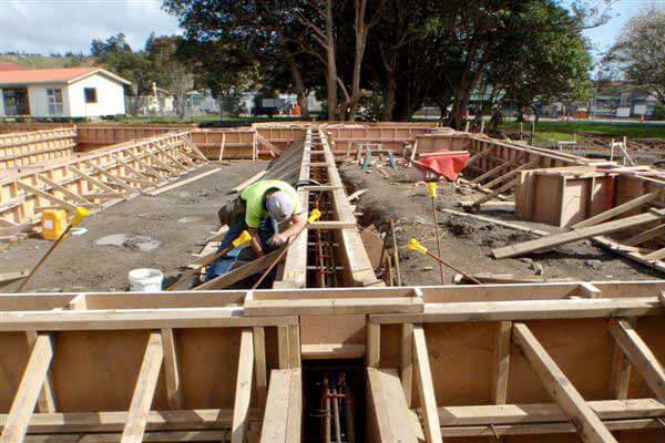 Te Ahu Kaitaia Under Construction